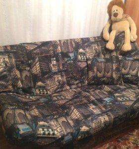 Складной диван