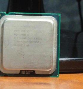 Процессор 3.4Ghz