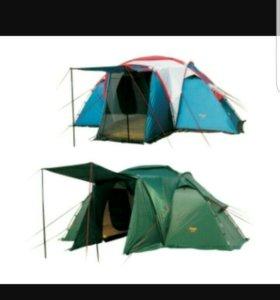 Новая палатка kanadlan sana 4 plus