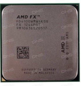 Процессор amd fx4100