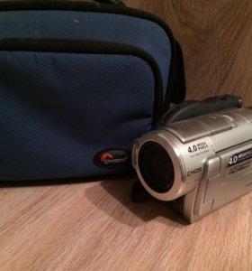 Видеокамера цифровая DCR-DVD408E