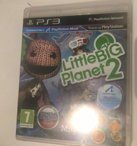 Little big Planet 2 на PS 3