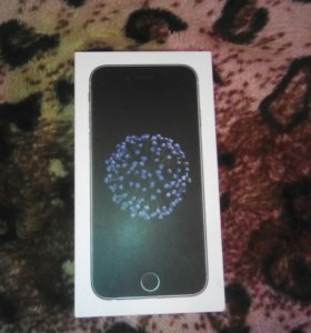 Коробка Iphone 6 space gray 16gb