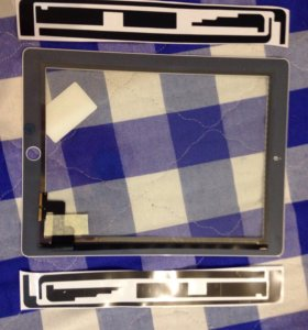 iPad 2 Экран дисплей LCD тач скрин