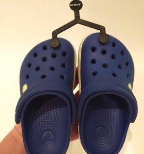 Сабо Crocs детские