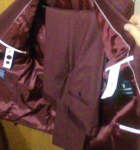 Продам костюм(пиджак и брюки)