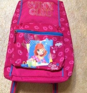 Рюкзак школьный 25х35 см