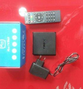Android приставка Smart TV box T95X