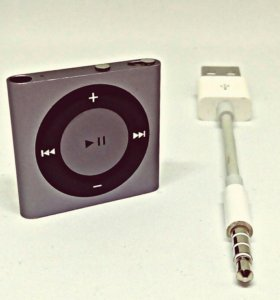 MP3-плеер Apple iPod shuffle 4Gen 2 Gb Space Gray