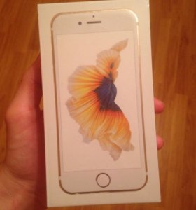iPhone 6S 16GB (Gold)