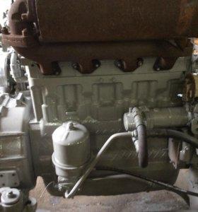 Двигатель смд 14