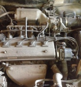 Мотор с кпп 5а автомат