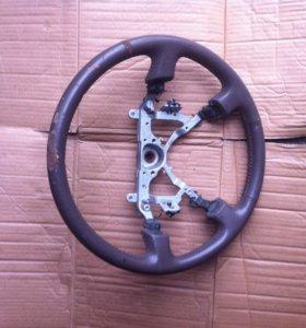 Руль на Land Cruiser