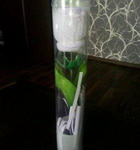Декоративная роза(полотенце)