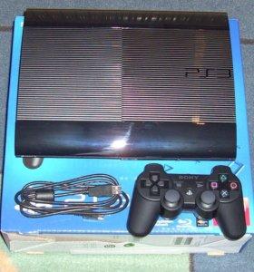 Новая PS3 Super Slim 500 Gb
