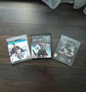 Диски на Sony PS3