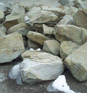 Камень бутовый.