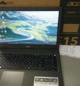 Новый ноутбук Aser