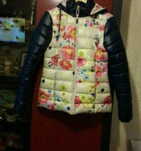 Куртка женская ( осень, весна )
