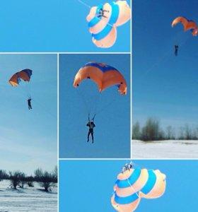 Буксировочный парашют