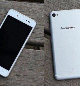 Телефон Lenovo S90-A Dual Platinum