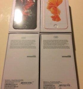 iPhone 6S 16GB(Без отпечатка)
