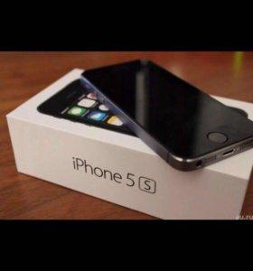 СРОЧНО!!iPhone 5s Grey 16 гб