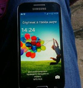 Samsung Galaxy S4 mini, и Lenovo tab S8-50LC.
