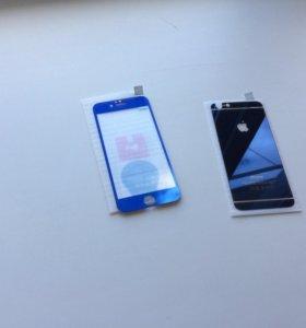 Стекло на iPhone 6 и 6S