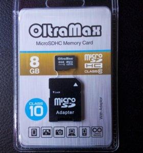 Карта памяти OItra Max Micro