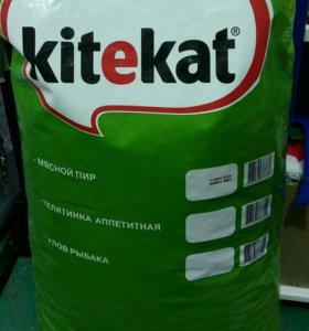 Корм для кошек Kitekat
