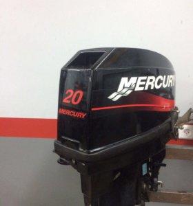 Лодочный мотор Mercury20