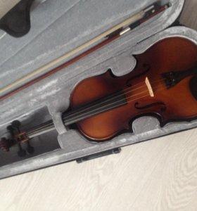 Продам скрипку BRAHNER BV-400 4/4