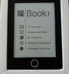 Электронная книга Reader Book1