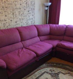 Угловой диван,торг