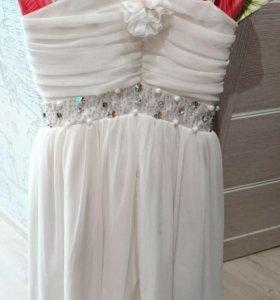 Нарядное платье 6-7