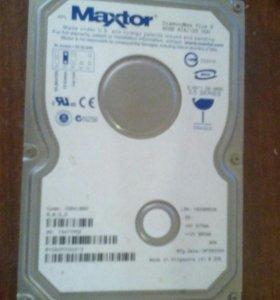 Hdd maxtor 80 gb