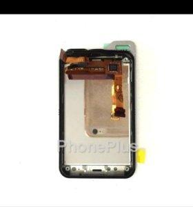 Экран сенсорный на Sony Ericsson Xperia Active
