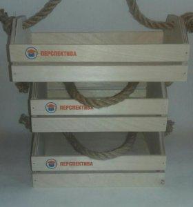 Ящик для подарочной композиции