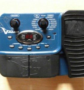 Гитарный процессор(педаль)