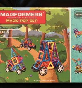 Магнитный конструктор magformers на 40 д.