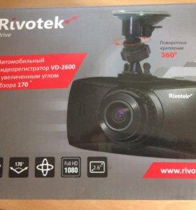 Видеорегистратор Rivotek vd-2600
