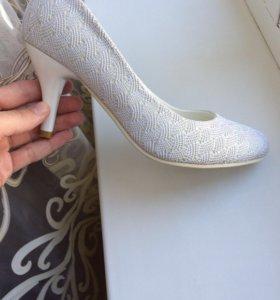 Туфли свадебные (вечерние)