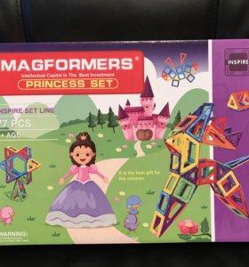 Магнитный конструктор magformers для принцес на 77