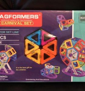 Магнитный конструктор magformers на 46 д