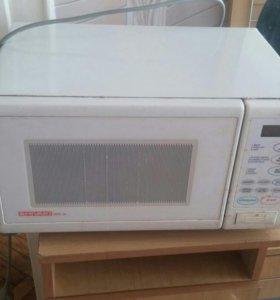 Элетроволновая печь