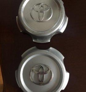 Колпачки литых дисков