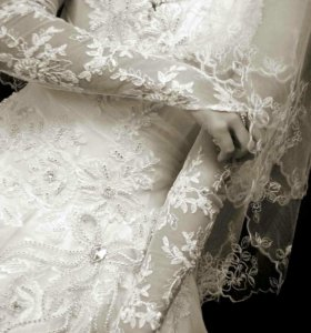 Продам платье свадебное.