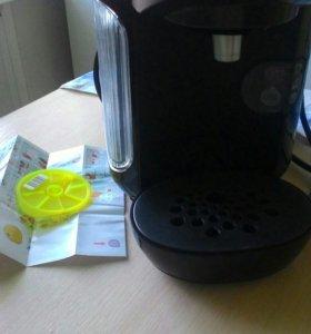 Кофемашина Bosch Tassimo капсульная