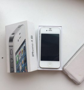 iPhone 4s (16gb) White